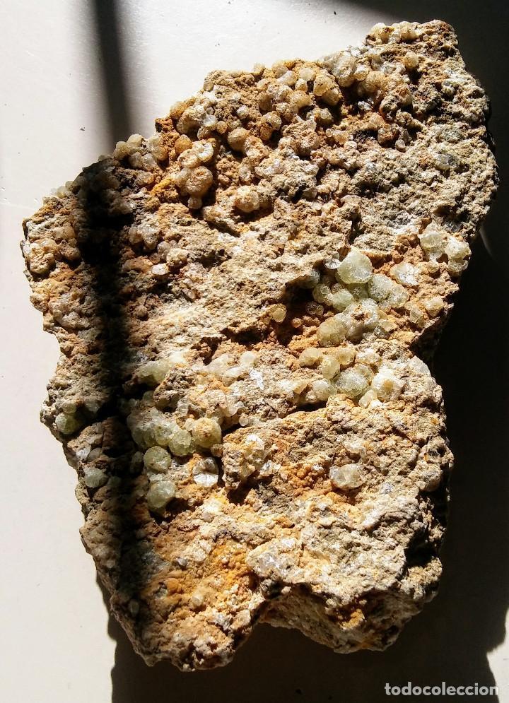 Coleccionismo de minerales: Fluorita Globular - Globular Fluorite Siguerlin (Sabadell) - Foto 3 - 144344594