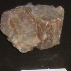 Coleccionismo de minerales: ARAGONITO CARBONATO DE CAL CRISTALIZADO - PROCEDENCIA MOLINA DE ARAGON. Lote 144602834