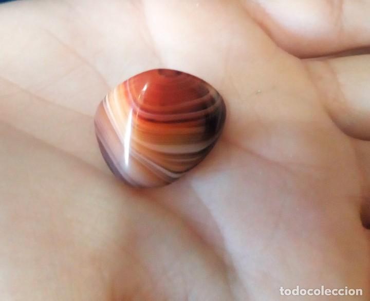 BONITA PIEZA DE AGATA DE MADAGASCAR - ((LA DE LA FOTO)) (Coleccionismo - Mineralogía - Otros)