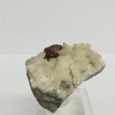 Coleccionismo de minerales: ESFALERITA SOBRE DOLOMITA - MINERAL. Lote 145253769