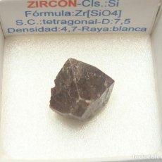 Coleccionismo de minerales: ZIRCÓN. Lote 147928646