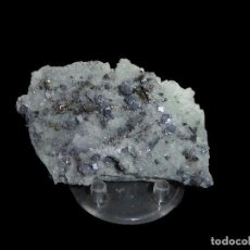 Coleccionismo de minerales: GALENA - CUARZO - GALENA - QUARTZ - MINA MINE KRUSHEV . Lote 150352662
