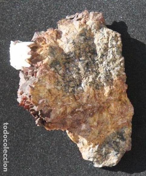 Coleccionismo de minerales: Siderita con calcita - Foto 2 - 154734782