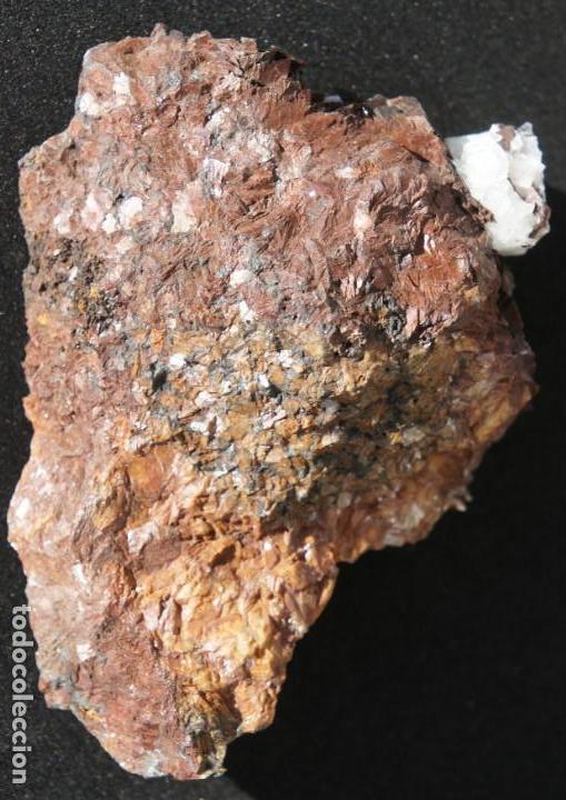 Coleccionismo de minerales: Siderita con calcita - Foto 3 - 154734782