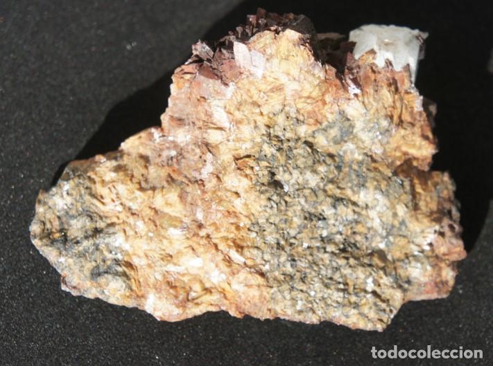 Coleccionismo de minerales: Siderita con calcita - Foto 5 - 154734782