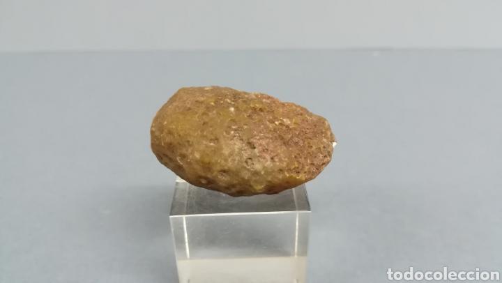CALCEDONIA (AGATA) - MINERAL (Coleccionismo - Mineralogía - Otros)