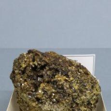 Coleccionismo de minerales: GRANATE ANDRADITA - MINERAL. Lote 155416404