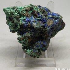Coleccionismo de minerales: MINERAL AZURITA MALAQUITA. Lote 155579053