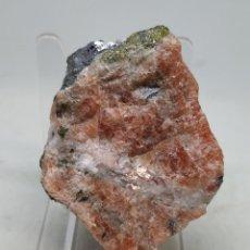 Coleccionismo de minerales: MINERAL RODOCROSITA. Lote 156112549