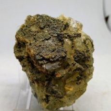 Coleccionismo de minerales: MINERAL FLUORITA, PIRITA. Lote 156114474