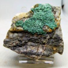 Coleccionismo de minerales: MINERAL MALAQUITA. Lote 156181164