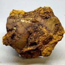 Coleccionismo de minerales: MINERAL KONINCKITA. Lote 156193868
