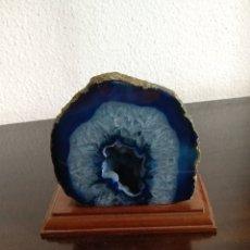 Coleccionismo de minerales: AGATA. Lote 156551641