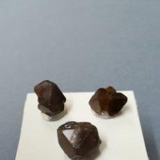Coleccionismo de minerales: ZIRCON - MINERAL. Lote 156639478