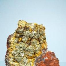 Coleccionismo de minerales: PIRITA+HEMATITES +BARITA - MINERAL. Lote 156639709