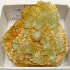 Coleccionismo de minerales: FLUORITA. Lote 158743358