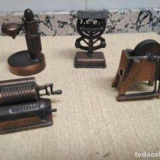 Coleccionismo de minerales: LOTE DE SACAPUNTAS JUGUETES EMB MARTI. Lote 159002174