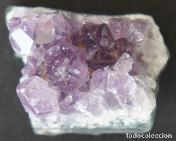 Coleccionismo de minerales: Cuarzo Amatista - Foto 4 - 159310070