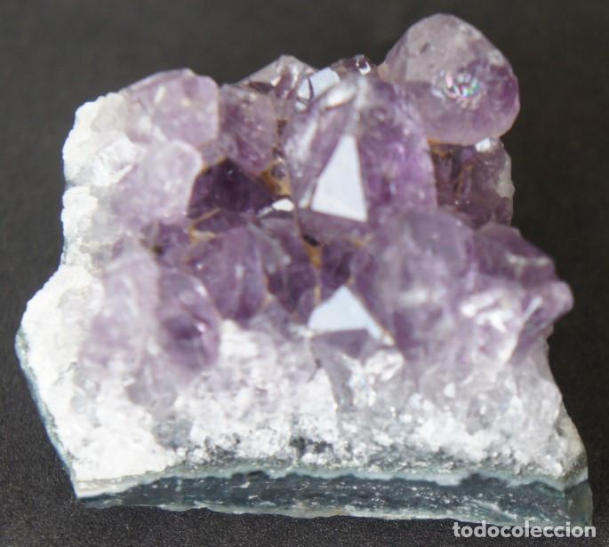 Coleccionismo de minerales: Cuarzo Amatista - Foto 5 - 159310070