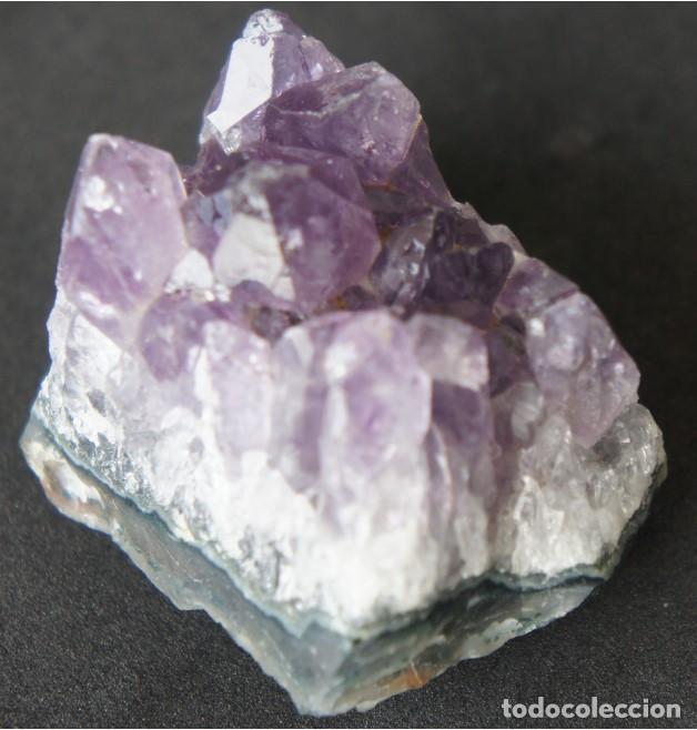 Coleccionismo de minerales: Cuarzo Amatista - Foto 6 - 159310070