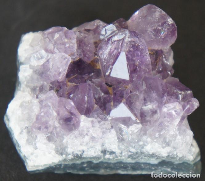 Coleccionismo de minerales: Cuarzo Amatista - Foto 7 - 159310070