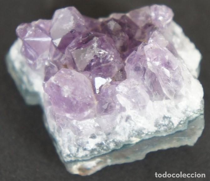 Coleccionismo de minerales: Cuarzo Amatista - Foto 8 - 159310070