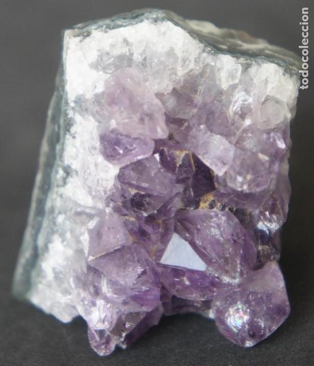 Coleccionismo de minerales: Cuarzo Amatista - Foto 9 - 159310070