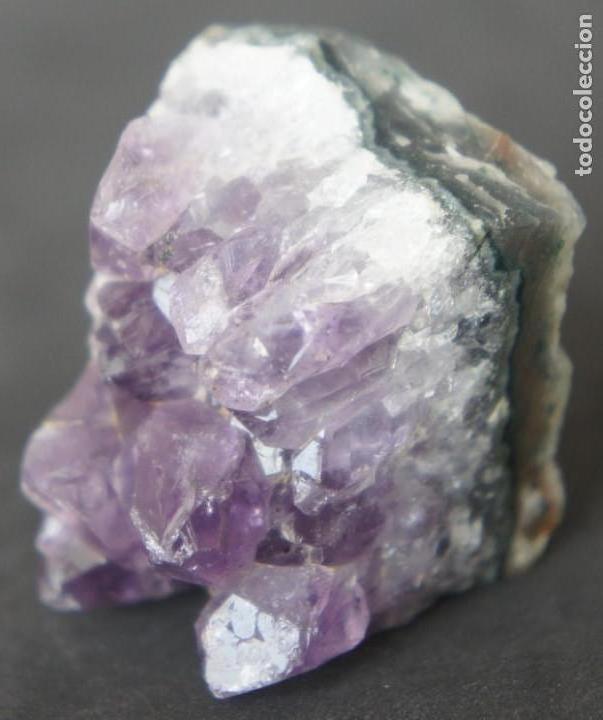 Coleccionismo de minerales: Cuarzo Amatista - Foto 10 - 159310070