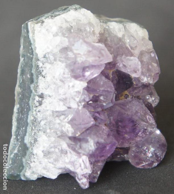 Coleccionismo de minerales: Cuarzo Amatista - Foto 11 - 159310070
