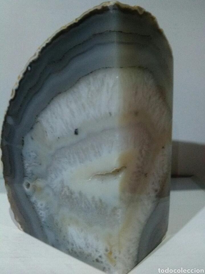 PRECIOSA DRUSA DE ÁGATA.1,4KG (Coleccionismo - Mineralogía - Otros)