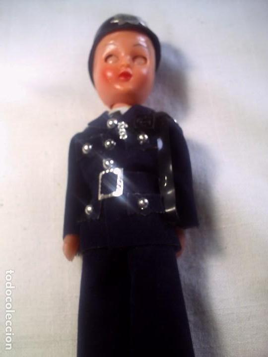 GIBRALTAR POLICE FORCE. SOUVENIR OF GIBRALTAR. (Coleccionismo - Mineralogía - Otros)