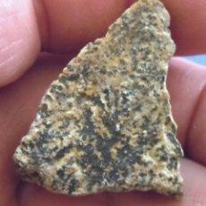 Coleccionismo de minerales: PIROLUSITA DENDRÍTICA-CANET DE MAR-BARCELONA Z-138. Lote 164048174
