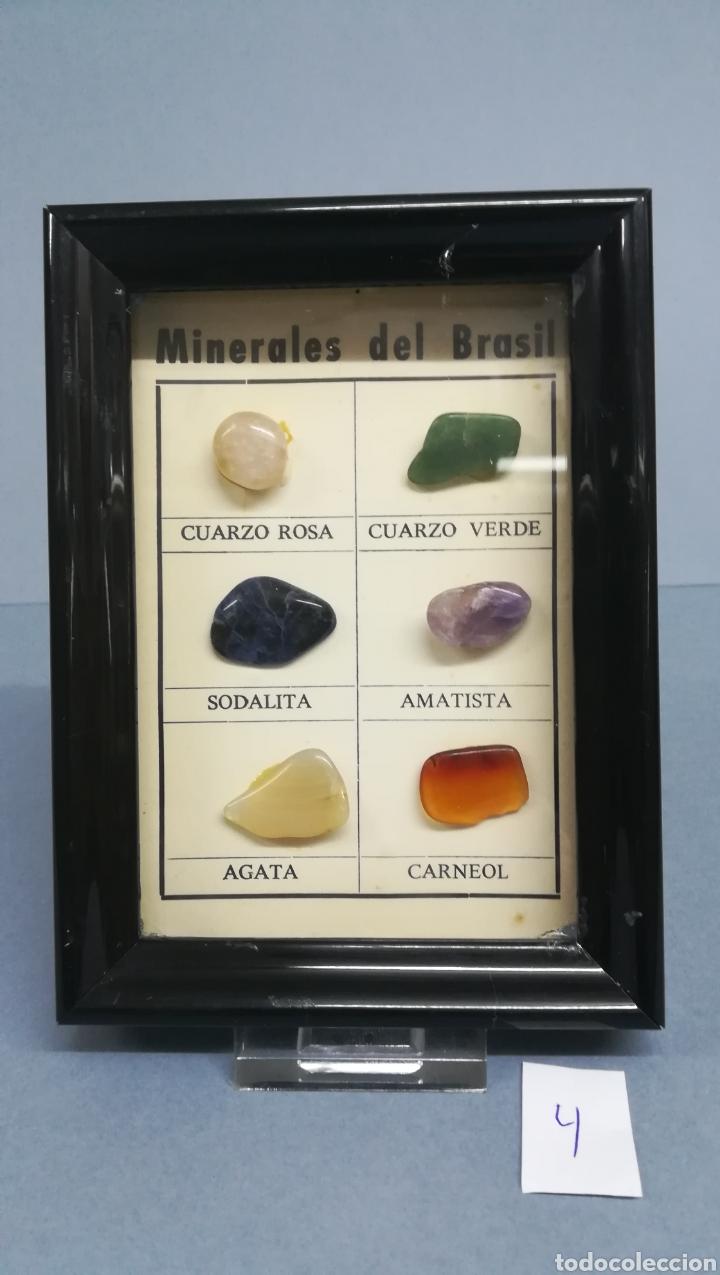 MINERALES (Coleccionismo - Mineralogía - Otros)