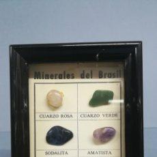 Coleccionismo de minerales: MINERALES. Lote 165382109