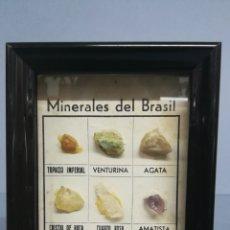 Coleccionismo de minerales: MINERALES. Lote 165382520