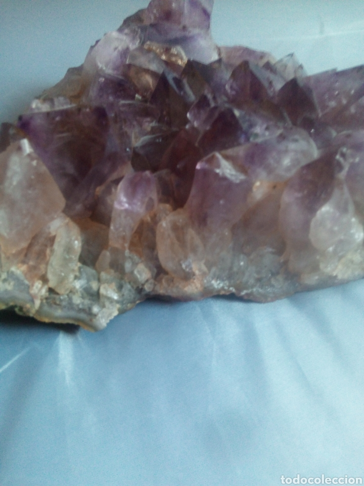 Coleccionismo de minerales: geoda amatista - Foto 4 - 166682166