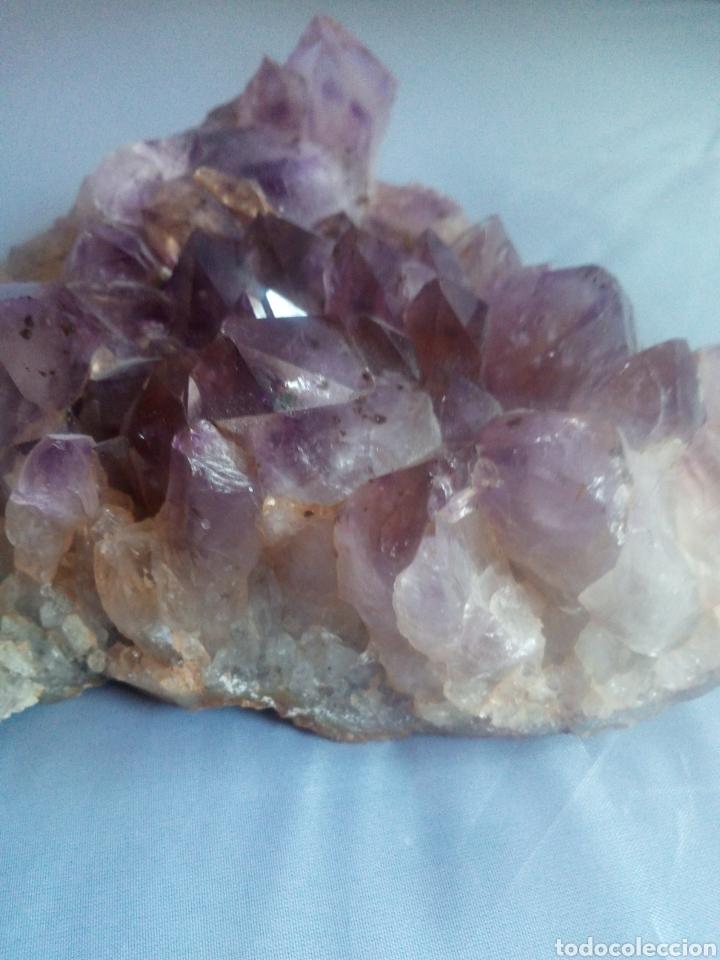 Coleccionismo de minerales: geoda amatista - Foto 5 - 166682166