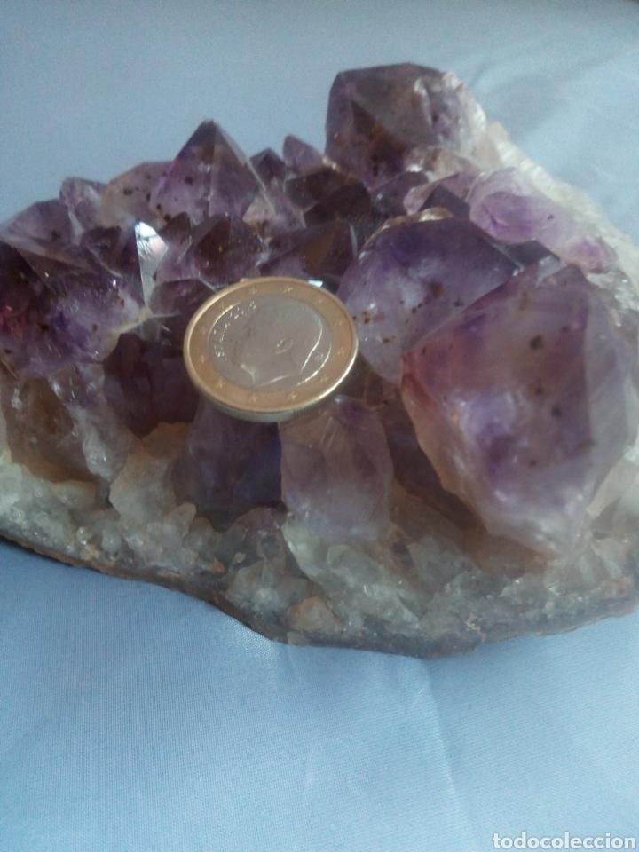 Coleccionismo de minerales: geoda amatista - Foto 6 - 166682166