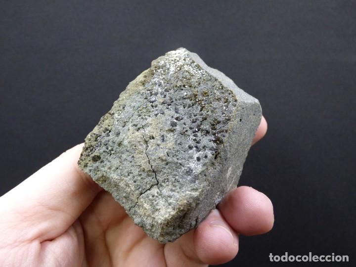 Coleccionismo de minerales: FD MINERALES: GRANATES GROSULARIA - PUERTO DEL CARRETERO - GRANADA - ESPAÑA - MLQ 186 - Foto 4 - 170126748