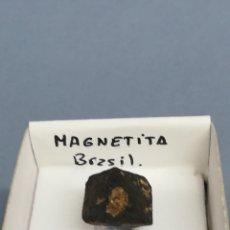 Coleccionismo de minerales: MAGNETITA - MINERAL. Lote 170921853