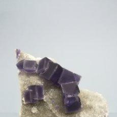 Coleccionismo de minerales: FLUORITA - MINERAL. Lote 171220150