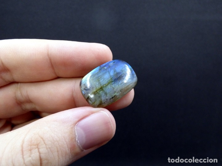 Coleccionismo de minerales: FD MINERALES - LABRADORITA - COLOMBIA - ESOT 183 - Foto 4 - 173403310