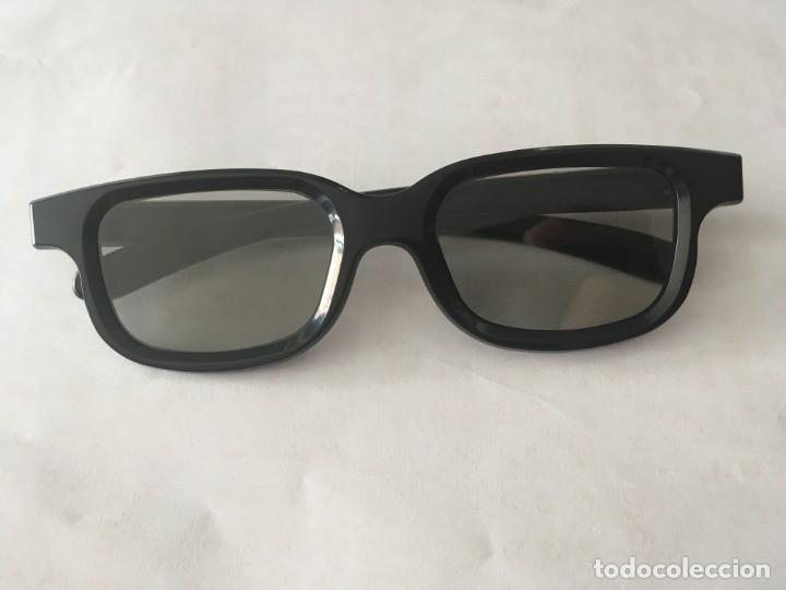Coleccionismo de minerales: Gafas 3D, Real D 3D - Foto 2 - 173491404