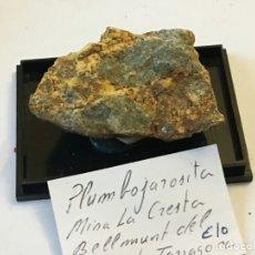 Coleccionismo de minerales: PLUMBOJAROSITA. Lote 174022029