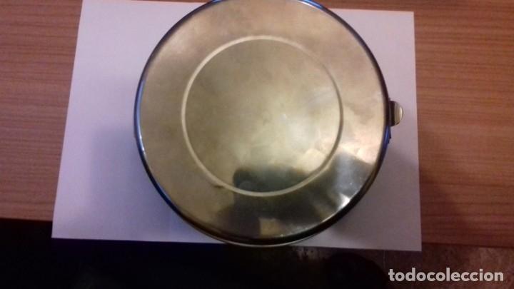 Coleccionismo de minerales: Fiambrera en acero inoxidable nunca usada - Foto 9 - 176783614