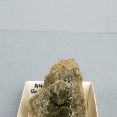 Coleccionismo de minerales: ANAPAITA - MINERAL. EN CAJA 4X4 CM. Lote 177742177