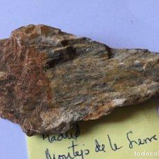 Coleccionismo de minerales: SILLIMANITA. Lote 179068661