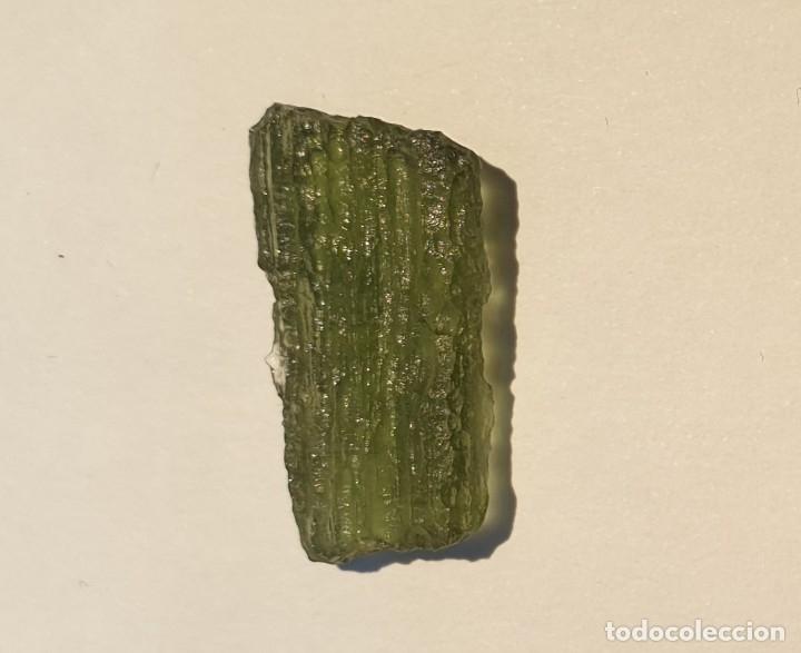Coleccionismo de minerales: MINERAL MOLDAVITA - Foto 3 - 181704381