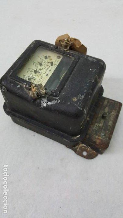 Coleccionismo de minerales: MEDIDOR DE LUZ ANTIGUA - Foto 3 - 185947777