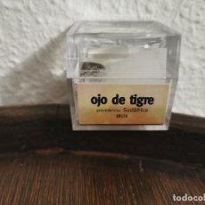 Coleccionismo de minerales: MINERAL OJO DE TIGRE PROCEDENCIA SUDÁFRICA . Lote 189781072